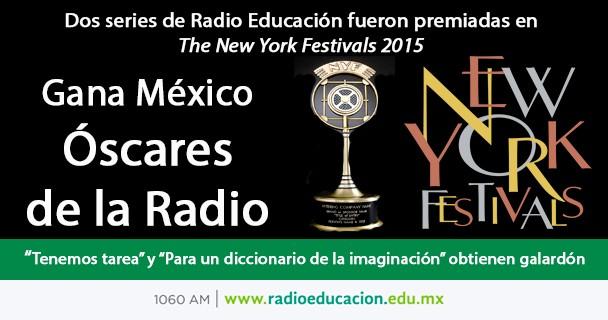 """Gana México """"Óscares"""" de la radio"""