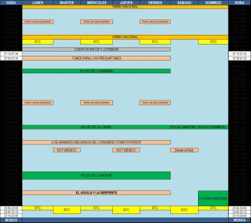 Programación junio 2017